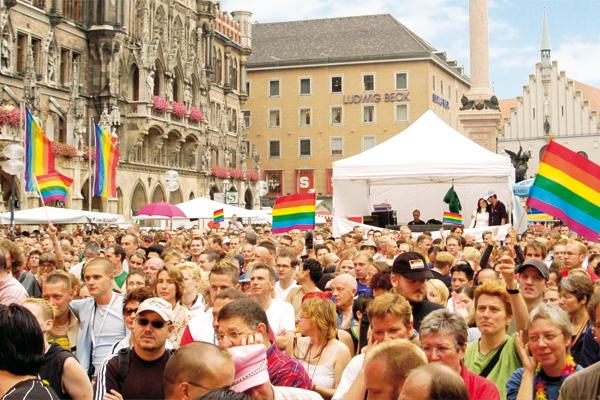 Sofitel Munich Bayerpost Gay