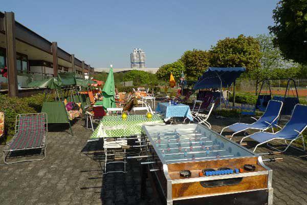 new in the city f r alle die neu in der stadt sind m nchen 72 im park. Black Bedroom Furniture Sets. Home Design Ideas